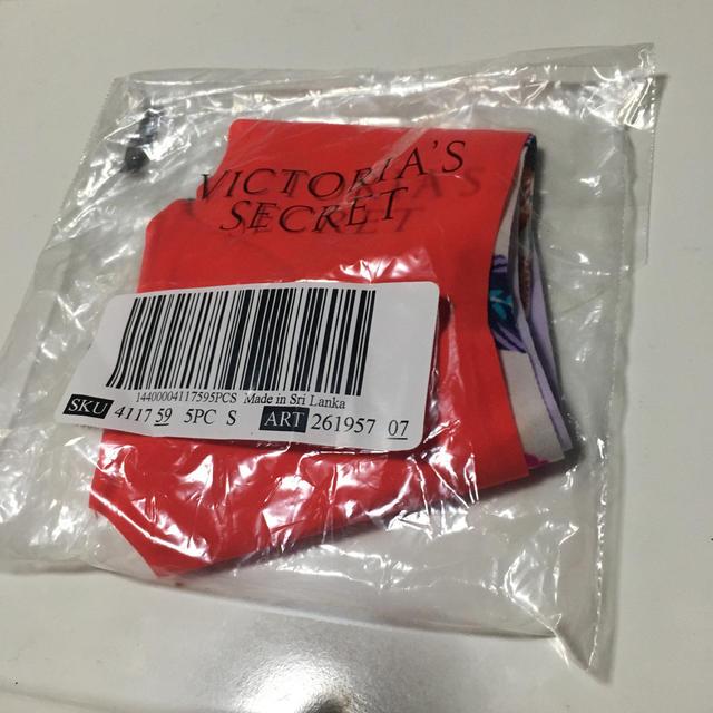 Victoria's Secret(ヴィクトリアズシークレット)のノーショー ソングパンティ S レディースの下着/アンダーウェア(ショーツ)の商品写真