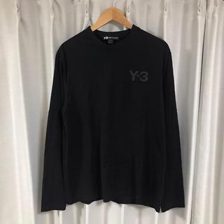 Y-3 - Y-3 19SS ロゴロングスリーブTシャツ