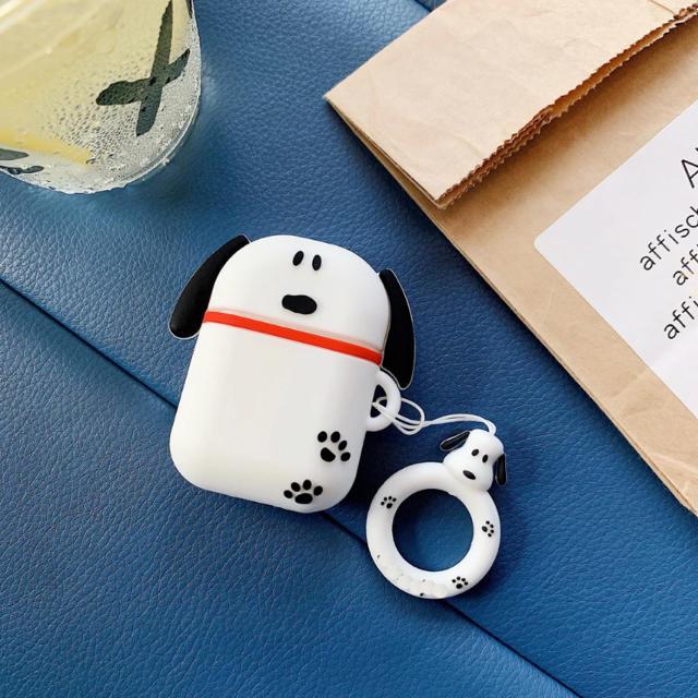 Airpods 充電ボックスケース  スマホ/家電/カメラのオーディオ機器(ヘッドフォン/イヤフォン)の商品写真
