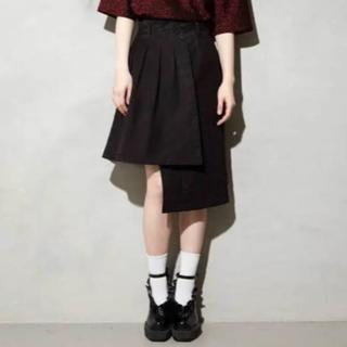 パメオポーズ(PAMEO POSE)のPAMEO POSE  CHIMERA SKIRT(ひざ丈スカート)