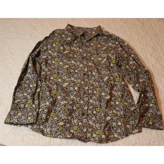 ボンポワン(Bonpoint)のボンポワン ♡ リバティシャツ フィッツジェラルド 男の子 4(Tシャツ/カットソー)