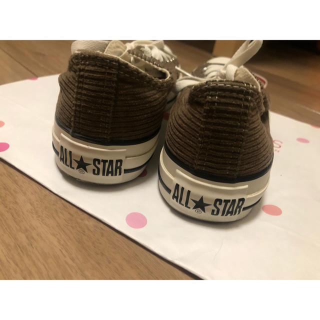 CONVERSE(コンバース)のコンバース オールスター ウォッシュドコーデュロイ レディースの靴/シューズ(スニーカー)の商品写真