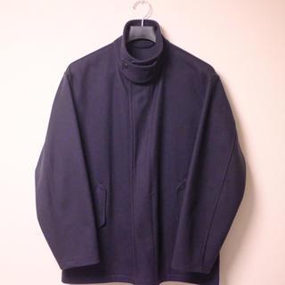 コモリ(COMOLI)の【定価56,160円】comoli フェルトンジャケット NVサイズ2 16AW(ブルゾン)