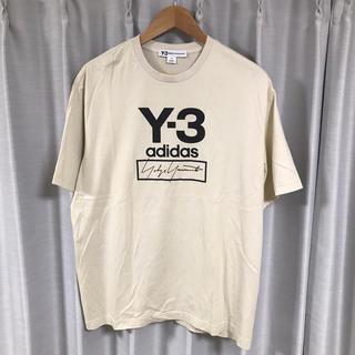ワイスリー(Y-3)のY-3 19AW スタックドロゴTシャツ(Tシャツ/カットソー(半袖/袖なし))