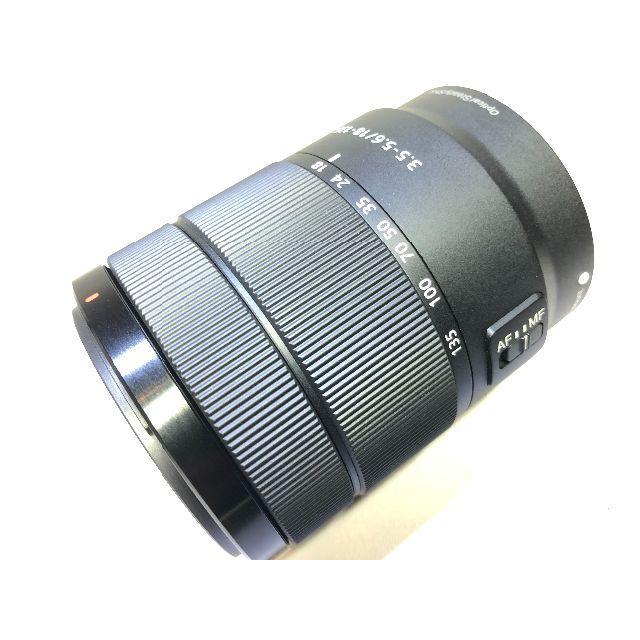 SONY(ソニー)のSONY E 18-135mm F3.5-5.6 OSS SEL18135 スマホ/家電/カメラのカメラ(レンズ(ズーム))の商品写真
