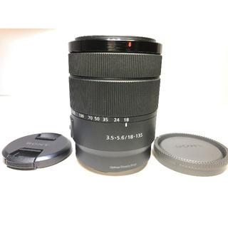 SONY - SONY E 18-135mm F3.5-5.6 OSS SEL18135