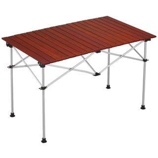 コールマン(Coleman)のコールマン ウッドロールテーブル ウッドロール2ステージテーブル Coleman(テーブル/チェア)