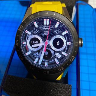 タグホイヤー(TAG Heuer)のTAG Heuer0509 (コネクテッド) SAR8A80(腕時計(デジタル))