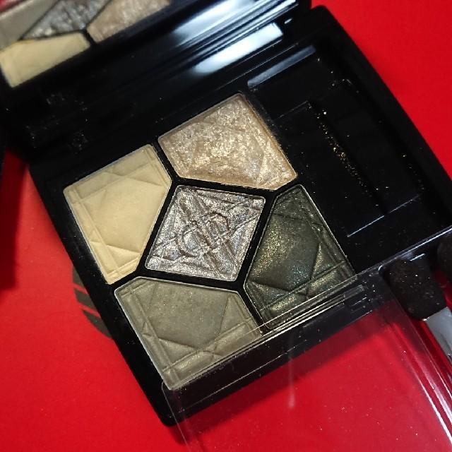 Dior(ディオール)のDior サンククルールアイシャドウ 337 RISE 伊勢丹限定完売品 コスメ/美容のベースメイク/化粧品(アイシャドウ)の商品写真