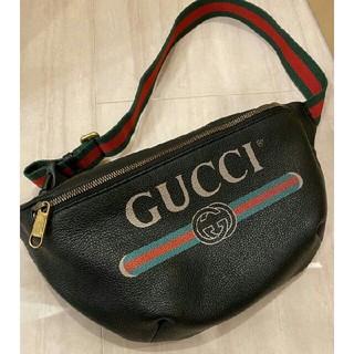 Gucci - GUCCI ショルダーバッグ ボディーバッグ