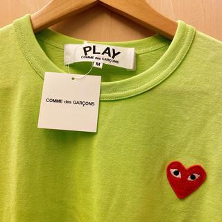 コムデギャルソン(COMME des GARCONS)のコムデギャルソン ネオンTシャツ(Tシャツ/カットソー(半袖/袖なし))