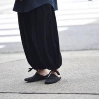 Yohji Yamamoto - yohji yamamoto 18ss  バルーンパンツ