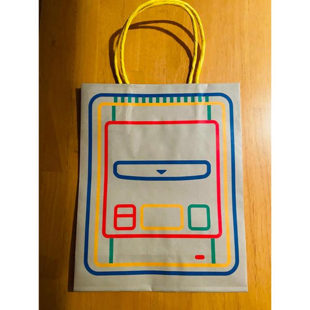スーパーファミコン ミニ 紙袋 その他のその他(その他)の商品写真