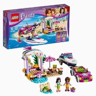 Lego - レゴ★フレンズ ハートレイクのビーチバカンス 41316 新品  激レア
