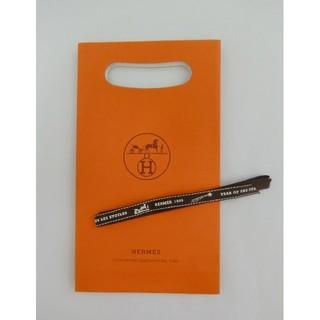 エルメス(Hermes)のエルメス ショップ 紙袋 & イヤーリボン ショッパー(ショップ袋)