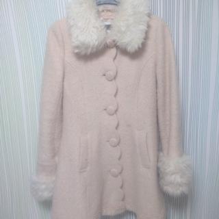 リズリサ(LIZ LISA)のリズリサ コート(毛皮/ファーコート)