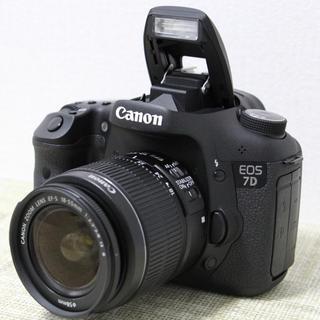 Canon - Canon EOS 7Dズームレンズセットショット数は4340回