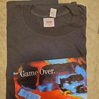 シュプリーム(Supreme)のsupreme Yohji Yamamoto Game Over Tee  xl(Tシャツ/カットソー(半袖/袖なし))