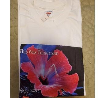 シュプリーム(Supreme)のsupreme Yohji Yamamoto This Was Tomorrow(Tシャツ/カットソー(半袖/袖なし))