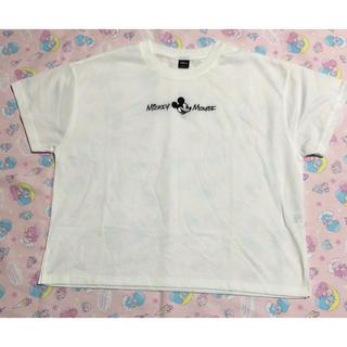 ハニーズ(HONEYS)のハニーズ ミッキー 半袖Tシャツ ホワイト(Tシャツ(半袖/袖なし))