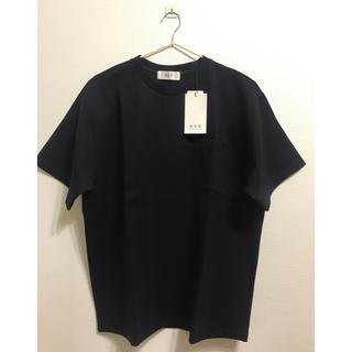 アダムエロぺ(Adam et Rope')の新品 アダムエロペ◇VIS BONTI スタンダードポケットTシャツ(Tシャツ/カットソー(半袖/袖なし))