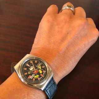 SEIKO - セイコー/SEIKO/1970'S/ミッキーマウス/自動巻き/腕時計