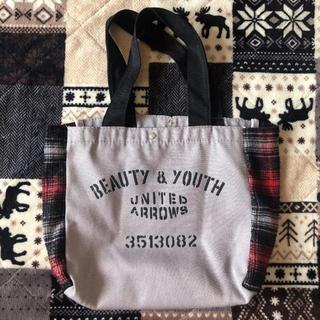 BEAUTY&YOUTH UNITED ARROWS - ビューティー&ユナイテッドアローズ  トートバッグ