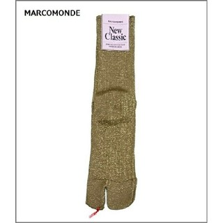 MARCOMONDE - 新品★マルコモンド MARCOMONDE 大人気! ラメ 足袋ソックス