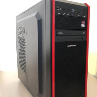 新品SSD ゲーミングPC Corei7 3770 GTX1650 16GB