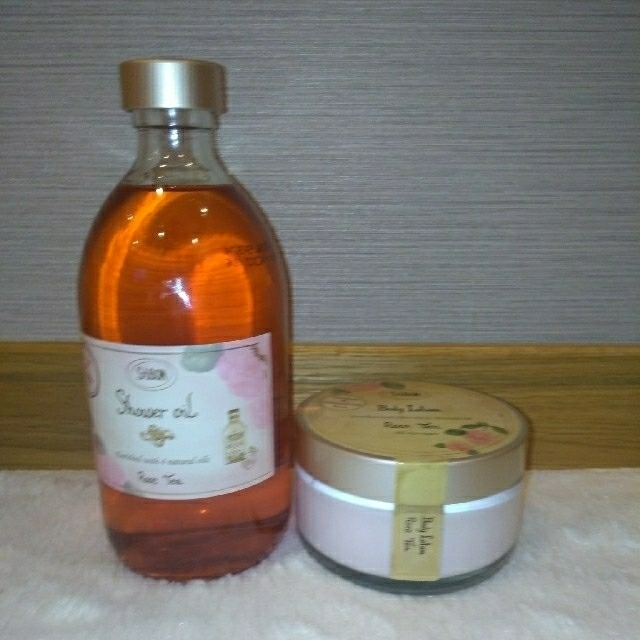 SABON(サボン)のシャワーオイル・ボディクリーム コスメ/美容のボディケア(ボディクリーム)の商品写真