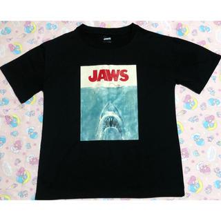 ハニーズ(HONEYS)のハニーズ ジョーズ 半袖Tシャツ ブラック(Tシャツ(半袖/袖なし))