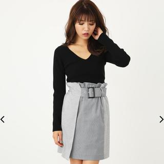 リエンダ(rienda)のrienda スカート(ミニスカート)