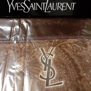 サンローラン(Saint Laurent)の新品YSLニューマイヤー毛布(毛布)