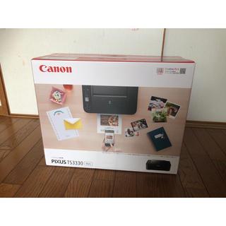 Canon - 在庫処分送料無料CANON プリンター PIXUS TS3330複合機ブラック