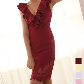 ジュエルズ(JEWELS)のキャバクラ ドレス 新品 XLサイズ(ナイトドレス)