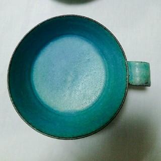 鈴木麻起子さんのカップ2個セット(食器)