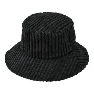 GU - GU バケットハット 黒