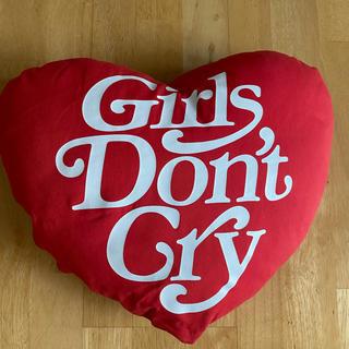 ジーディーシー(GDC)の新品未使用 GDC Girls don't cry ガルドン クッション ピロー(その他)