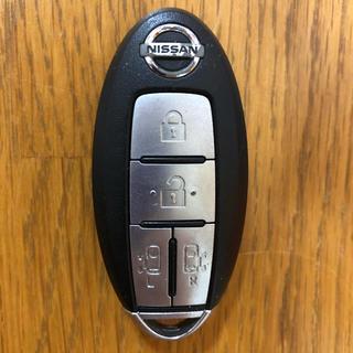 ニッサン(日産)のNISSAN 日産 スマートキー キーレス 4ボタン(車内アクセサリ)