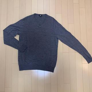 UNIQLO - uniqlo メンズセーター ニット