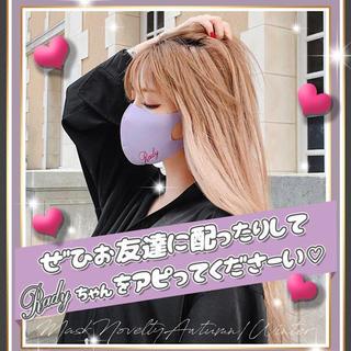 Rady - 【新品未使用未開封】Radyノベルティ最新マスク