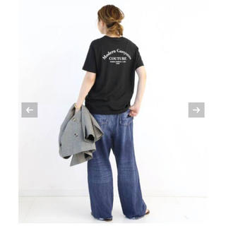 DEUXIEME CLASSE - Deuxieme Classe MODERN GARCONNE Tシャツ