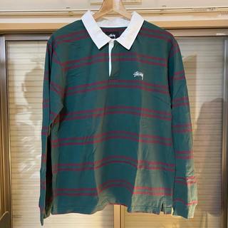STUSSY - STUSSY ラガーシャツ