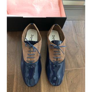 レペット(repetto)のrepetto レースアップシューズ ジン(ローファー/革靴)