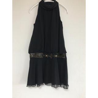 グレースコンチネンタル(GRACE CONTINENTAL)のグレースコンチネンタル シルクドレス(ミディアムドレス)