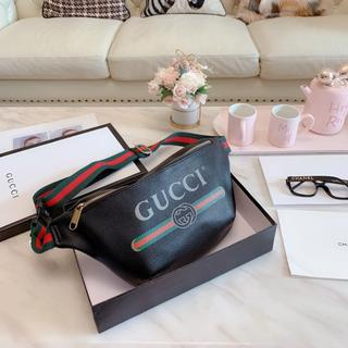 Gucci - 可愛♡♢웃유 綺麗ウエストポーチ