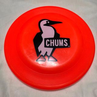 CHUMS - チャムス フリスビー オレンジ