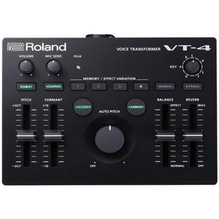 ローランド(Roland)のroland vt-4 ボイスチェンジャー(エフェクター)