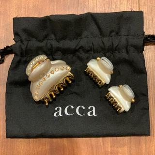 acca - accaクリップ