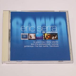 CD「ザ・ベスト・オブ・エリック・セラ」リュック・ベッソン 映画サントラ●(映画音楽)